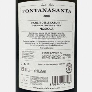 Zin Bianco Fiano Salento IGT 2020 - Produttori di Manduria